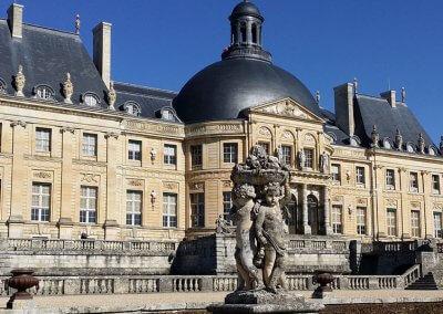 Vaux le Vicomte Half-day tour (VAX)