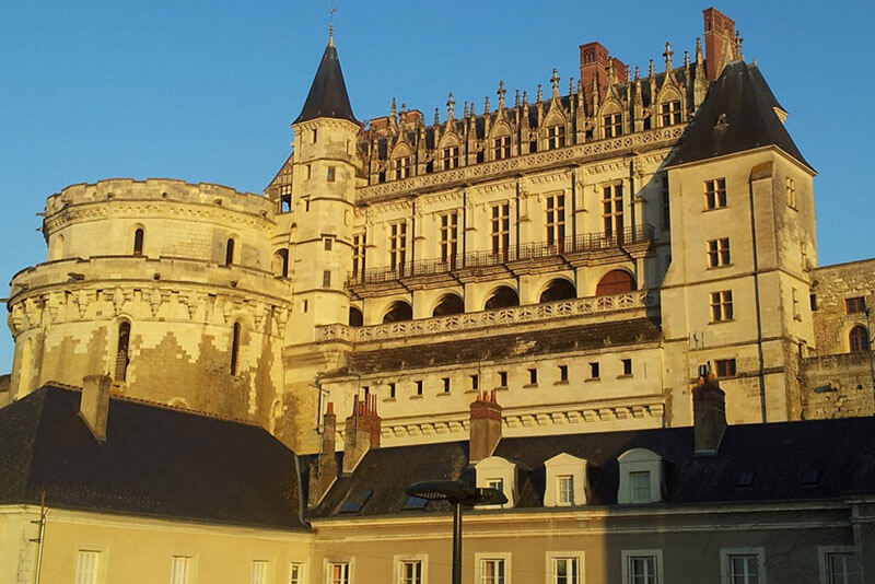 Castle-of-Amboise-Loire-valley-Driver-Guide-France