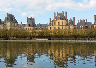 Fontainebleau Half-day tour (FTN)