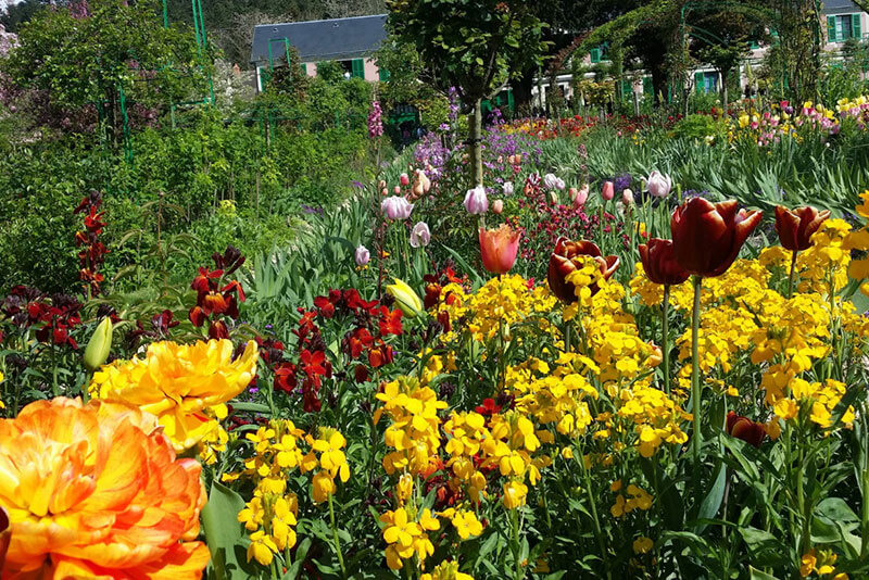 Giverny-Monet-Gardens