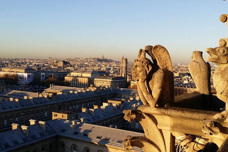 chimere-NotreDame-Paris-driverguidefrance