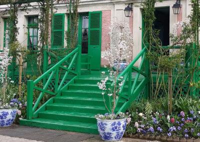 Combo Giverny & Auvers-sur-Oise (GVA)