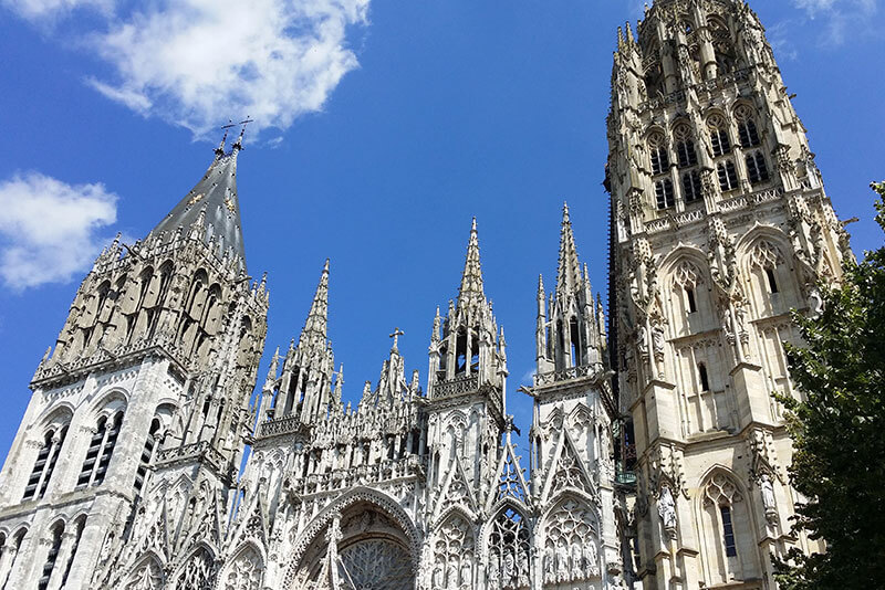 Rouen-cathedral-seine-river-marvels-private-tour-from-paris-private-by-car-driver-guide-france