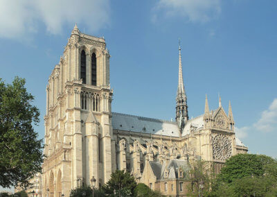Paris Private Tour Full Day (PFD-1M)