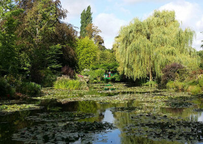 Monet's Gardens at Giverny (GVY)