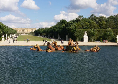 Versailles Full-day (VFD-2M)